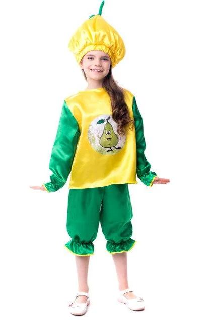 Дитячий карнавальний костюм Груша на свято