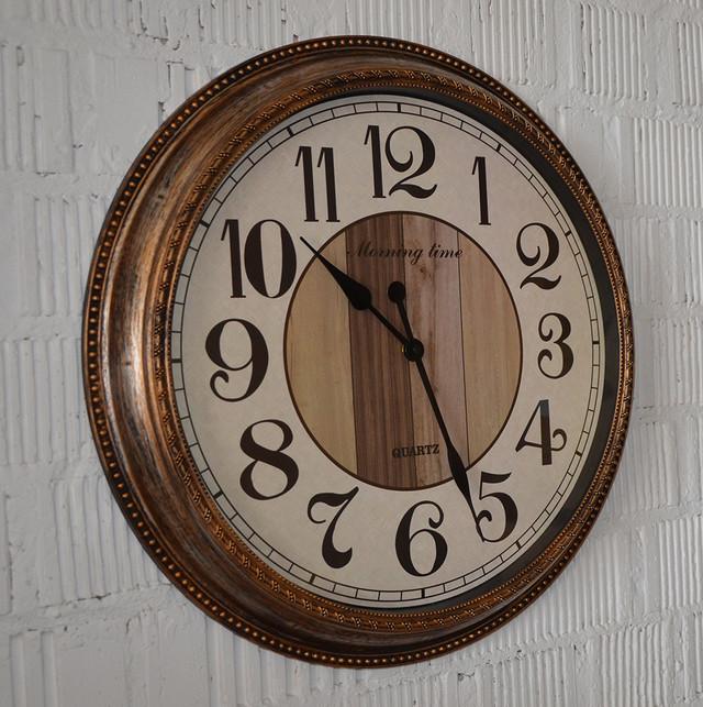 Настенные часы большие (фото)
