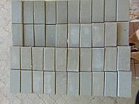Плитка тротуарна бруківка 4см, сіра