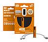 Аккумулятор ААА 450 mah с зарядкой от usb комплект 2 штуки