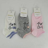 Детские хлопковые короткие носки, 1-2 года, Турция