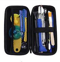 Набор инструментов для ремонта мобильных телефонов и ноутбуков из 37 предметов Bakeey RT-37, в чехле, фото 1