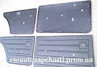Обивка двери ВАЗ 2107 на пластиковой основе.