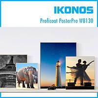 Бумага IKONOS Proficoat PosterPro WB130  1,37х75м