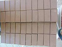 Тротуарна плитка бруківка 3см, кольорова