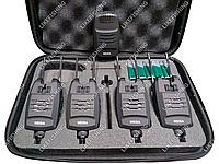 Набор сигнализаторов Weida FA214-X 4+1 пейджер в кейсе