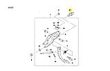 Датчик стоп сигнала лягушка жабка Ланос Сенс, GM, 42595774, фото 5