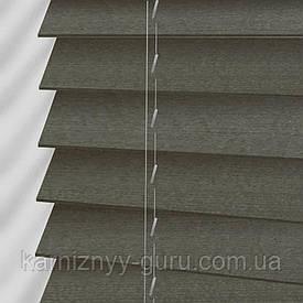 Жалюзи деревянные горизонтальные 50 мм венге Sundeco