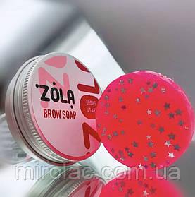 Фиксирующее мыло для бровей ZOLA 25грамм