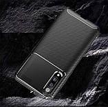 IPaky Xiaomi Mi CC9e/ Mi A3 Carbon Series Black Чохол Накладка Бампер, фото 5