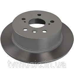 Тормозной диск BluePrint ADT343243