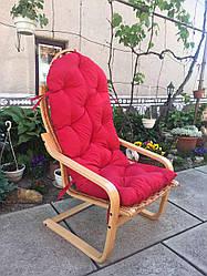 Кресло из лозы разборное