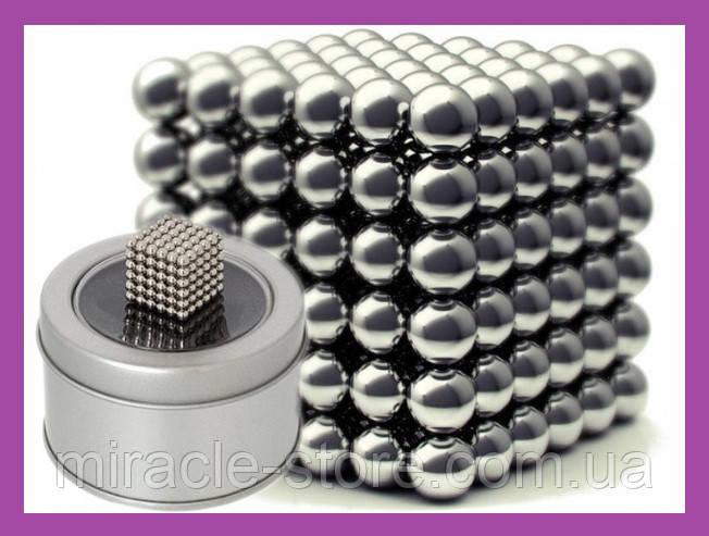 Неокуб головоломка магнитный конструктор игрушка антистресс