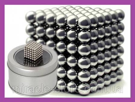 Неокуб головоломка магнитный конструктор игрушка антистресс, фото 2