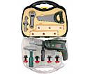 Детский набор инструментов Bosch Klein с дрелью в кейсе 8416, фото 3