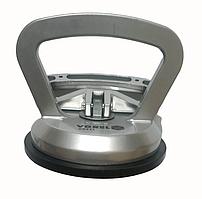 Присоска для стекла монтажная алюминиевая 40 кг  Vorel 5311