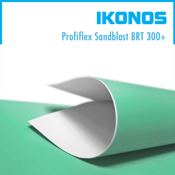 Пленка IKONOS Profiflex Sandblast BRT 300+  0,61х20м