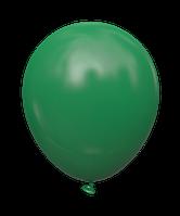 """Латексный шар без рисунка Kalisan Изумрудный 5"""" 12,5 см"""