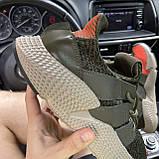 Мужские кроссовки Adidas Prophere Green Orange, мужские кроссовки адидас профер, фото 5