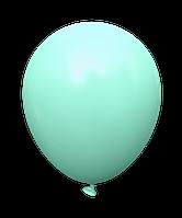 """Латексный шар без рисунка Kalisan Аквамарин 5"""" 12,5 см"""