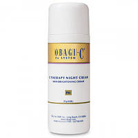 Obagi-C Rx Therapy Night Cream Ночной крем с 4% Гидрохиноном и 10% витамином С 57 гр