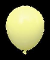 """Латексный шар без рисунка Kalisan Слоновая кость 5"""" 12,5 см"""