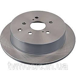 Тормозной диск BluePrint ADT343276