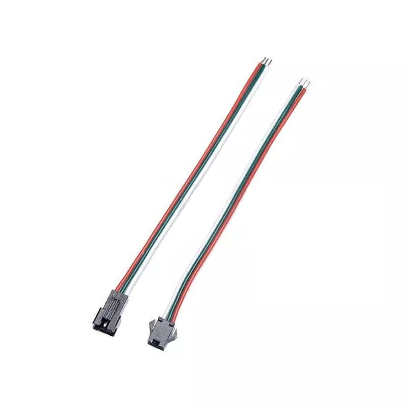 Коннектор №23 SPI 3pin (комплект male+female c проводом)