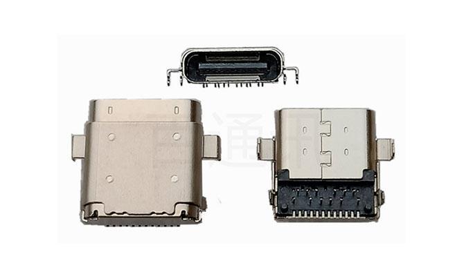 Коннектор разъём зарядки Lenovo IBM Think pad x1 TYPE-C