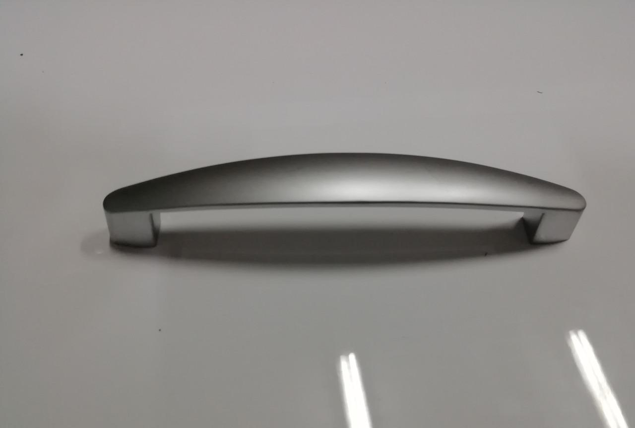 Ручка меблева скоба GIFF UN17 матовий хром