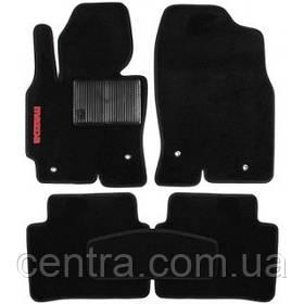 Текстильные коврики в салон на Mazda CX 5 2011- Черные или Серые