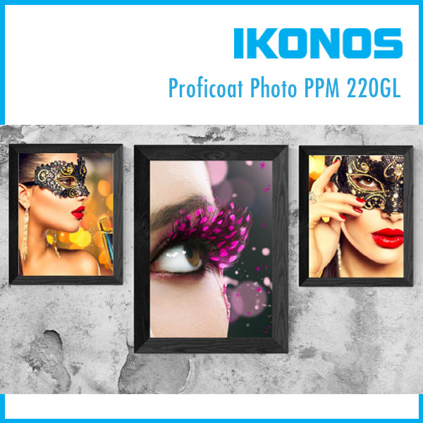 Бумага IKONOS Proficoat Photo PPM 220GL  1,27х30м