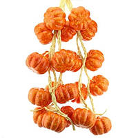Вязка тыквы для декора ( 50 см )
