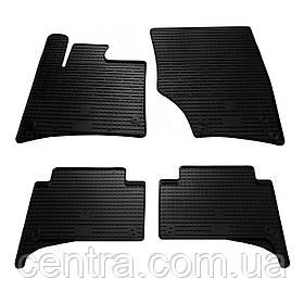 Коврики резиновые Audi Q7 05- 4шт. Stingray