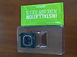 Захисне скло на камеру HOCO 3D Metal for iPhone 11 (срібло), фото 2