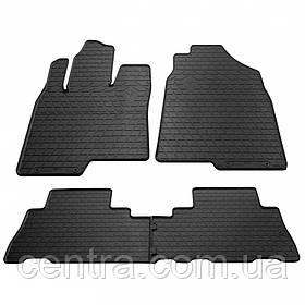 Резиновые коврики на Chevrolet Captiva 06- - Stingray