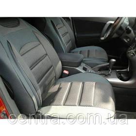 Авточехлы майки на Audi A4 (B9) 2015-