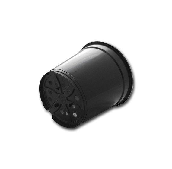 Горшок для рассады черный FH24 0.7 л Kloda Польша