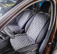 Накидки на сидения FIAT DOBLO 2001-2009 Алькантара