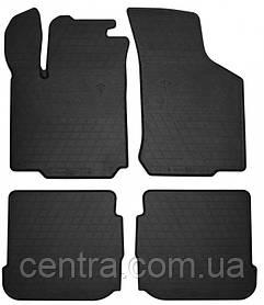 Коврики резиновые Skoda Octavia Tour 00-/VW Golf IV/VW Bora/Seat Toledo II 99- (design 2016) 4шт. STINGRAY