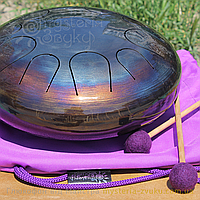 Глюкофон Галактика / декор Класік / музичний лад на вибір/ 10 нот музыка для медитации!