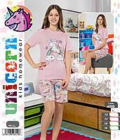 Детская пижама для девочки 13-16лет