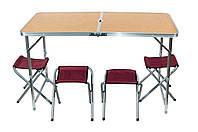Комплект мебели для пикника D&T - 5 ед., фото 1