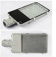 Уличный LED-фонарь DL-1021, 100W, IP65, 6000K, 96LED, угол рассеивания 120°, Black