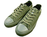 Кеды Converse All Star Chuck Taylor Low Green зеленые Хаки