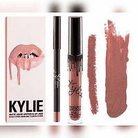 Kylie Jenner Матовые помада + карандаш USA Skylie CANDY K