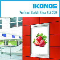 Пленка IKONOS Proficoat Backlit Clear CLS 200  1,27х50м