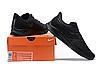 Кроссовки Nike Air Zoom Pegasus 36 Triple Black Men's Running Shoes AQ2210-002 черные мужские, фото 6