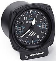 Настольные часы Boeing Cockpit Desk Clock 460060020389 (Black), фото 1