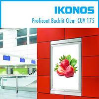 Пленка IKONOS Proficoat Backlit Clear CUV 175  0,914х50м